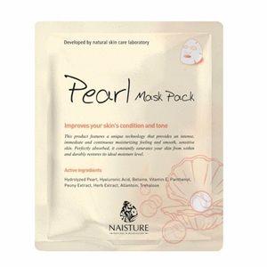 Naisture Premium Pearl Sheet Mask Hydrating Mask